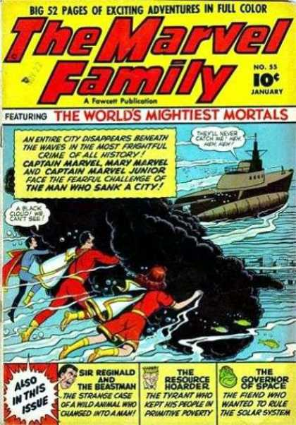 Marvel Family 55