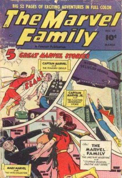 Marvel Family 57