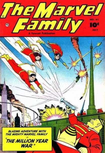 Marvel Family 61