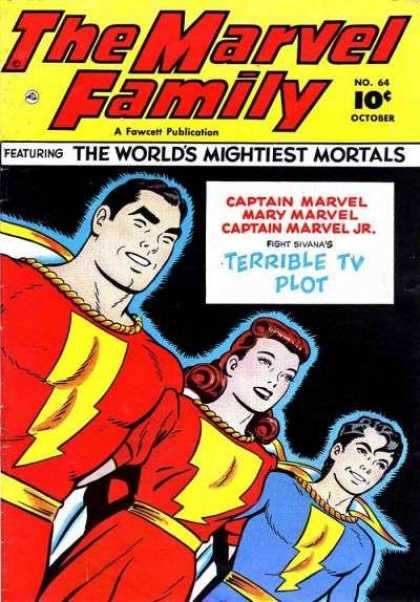 Marvel Family 64