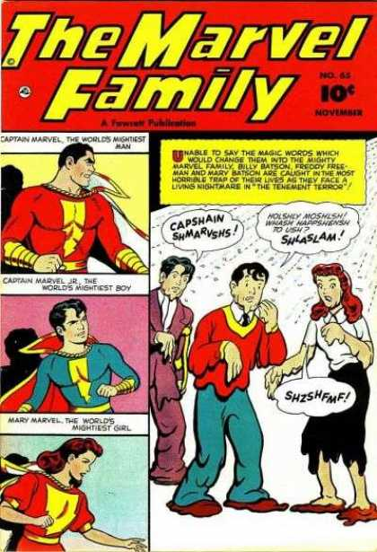 Marvel Family 65