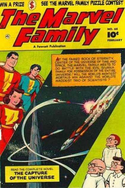 Marvel Family 68