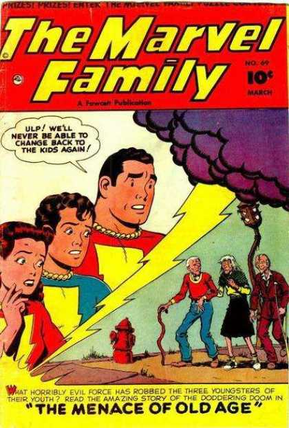Marvel Family 69