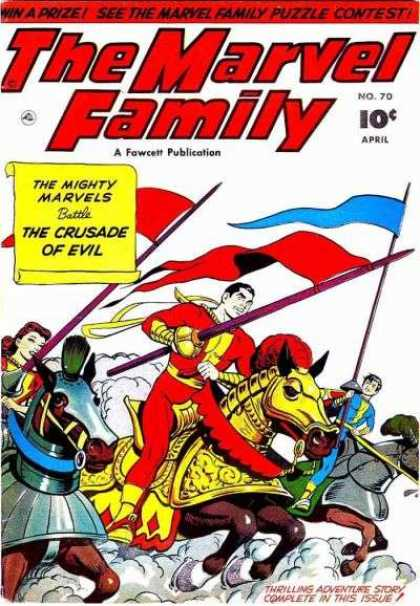 Marvel Family 70