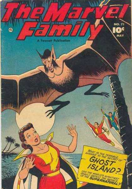 Marvel Family 71
