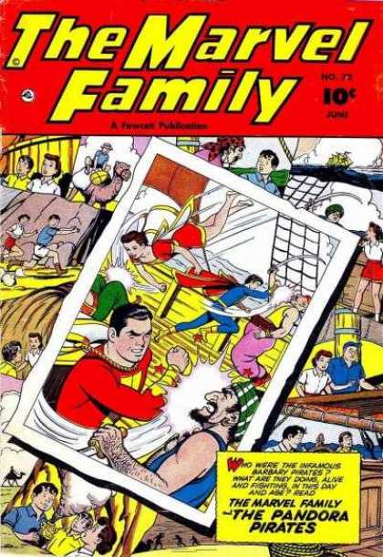 Marvel Family 72