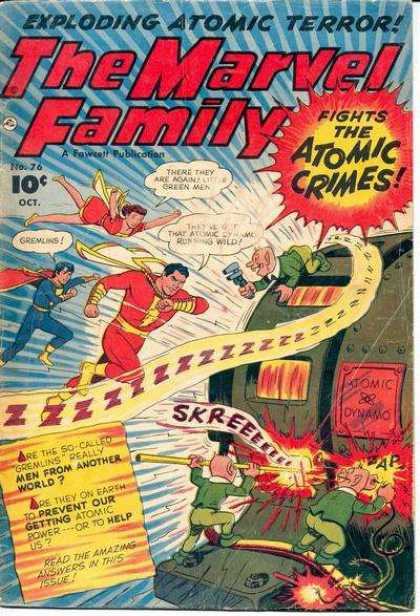 Marvel Family 76