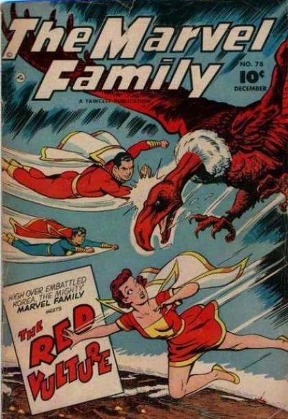 Marvel Family 78