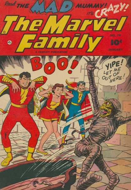 Marvel Family 79