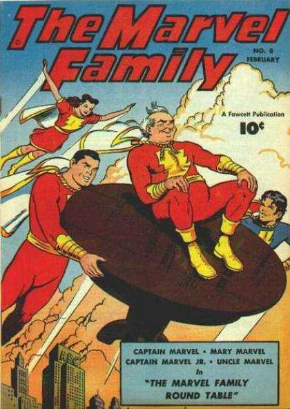 Marvel Family 8