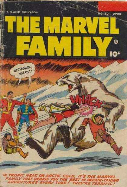 Marvel Family 82