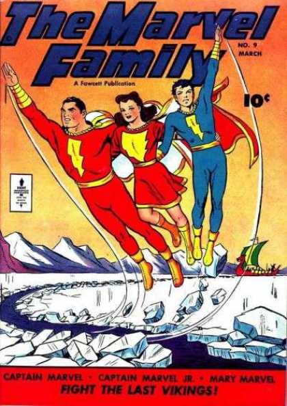Marvel Family 9