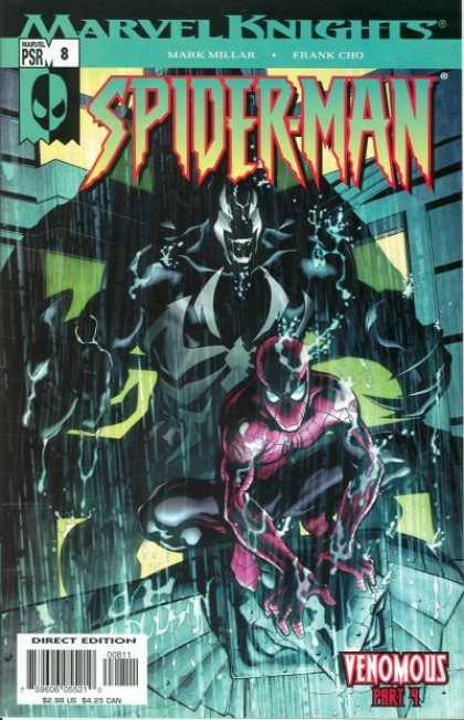 Man 8. Marvel Knights Spider-Man 8