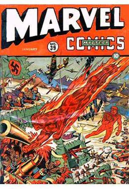 Marvel Mystery Comics 39