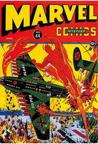 Marvel Mystery Comics 44