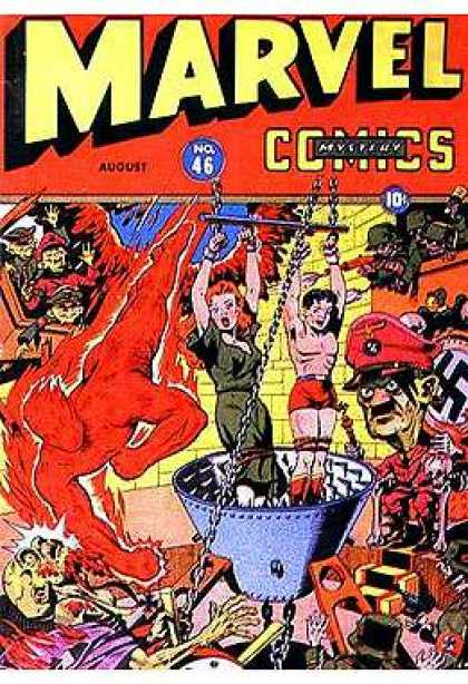 Marvel Mystery Comics 46