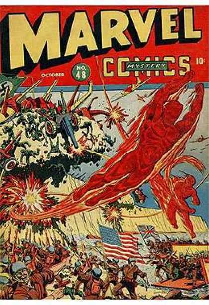 Marvel Mystery Comics 48