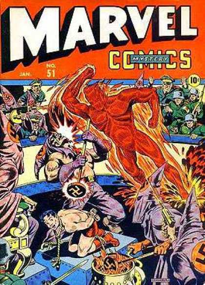 Marvel Mystery Comics 51 - Marvel Mystery Comics - Anthology Title