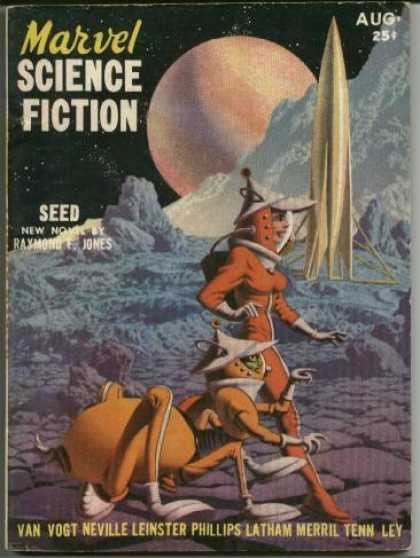 Marvel Science Fiction 1
