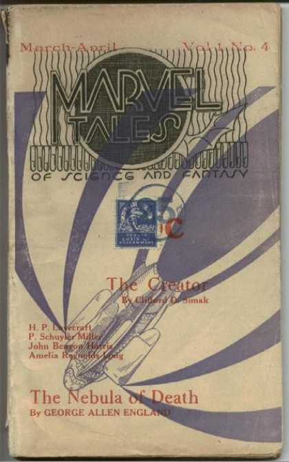 Marvel Science Fiction 14