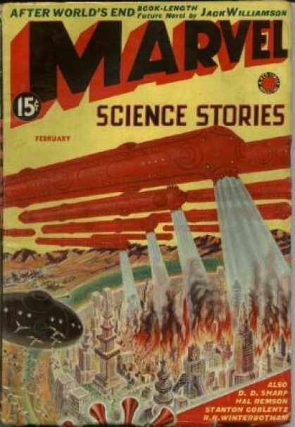 Marvel Science Fiction 5