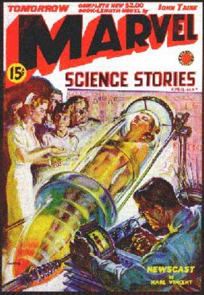 Marvel Science Fiction 6