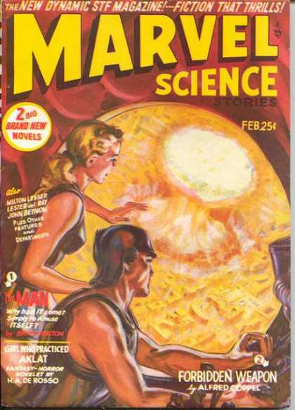 Marvel Science Fiction 7