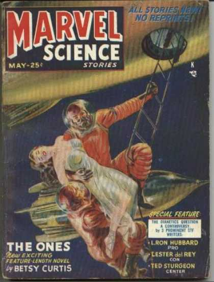 Marvel Science Fiction 8