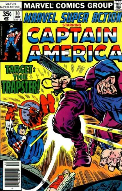 Marvel Super Action 10 - Jack Kirby