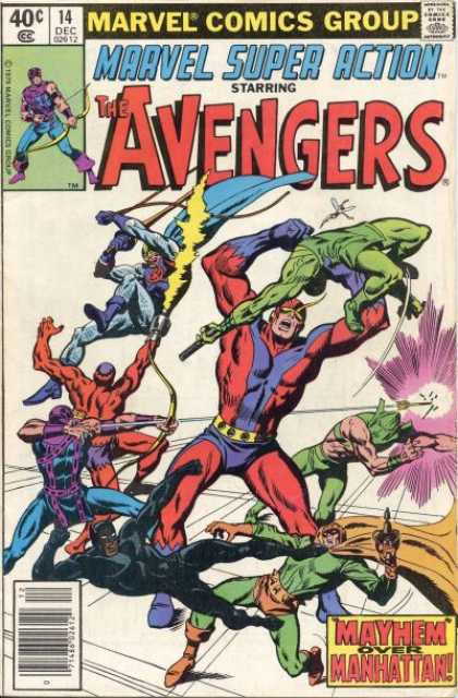 Marvel Super Action 14 - John Buscema