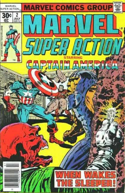 Marvel Super Action 2