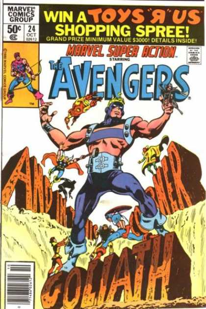 Marvel Super Action 24