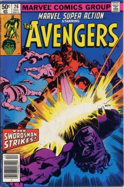 Marvel Super Action 26