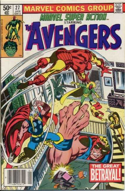 Marvel Super Action 27