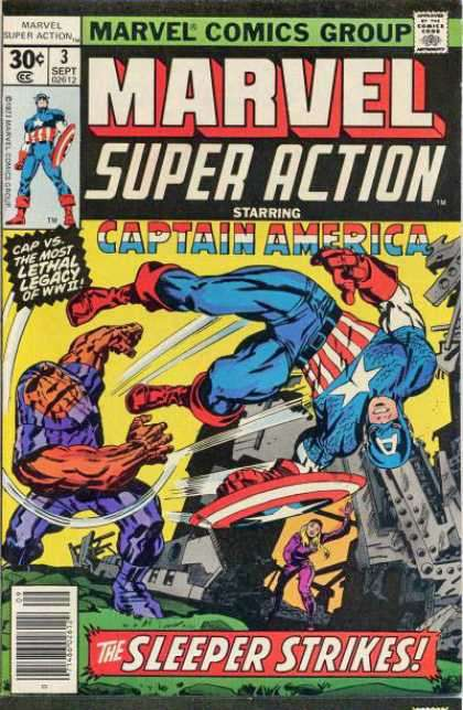 Marvel Super Action 3 - Jack Kirby