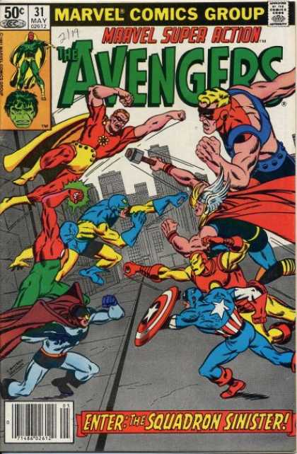 Marvel Super Action 31 - Sal Buscema