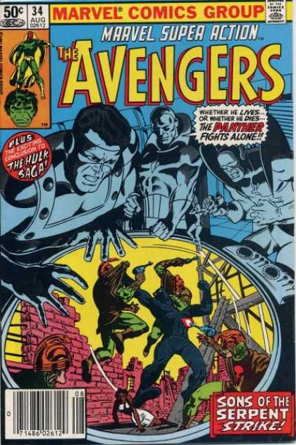 Marvel Super Action 34