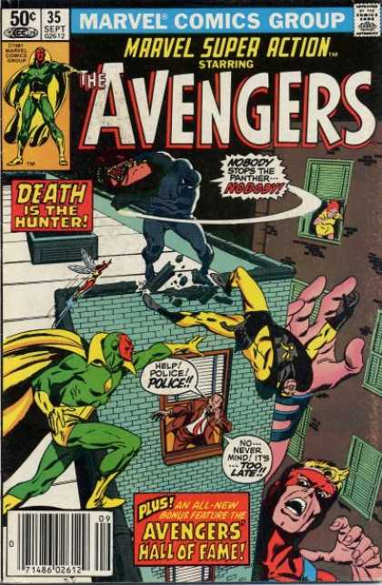 Marvel Super Action 35