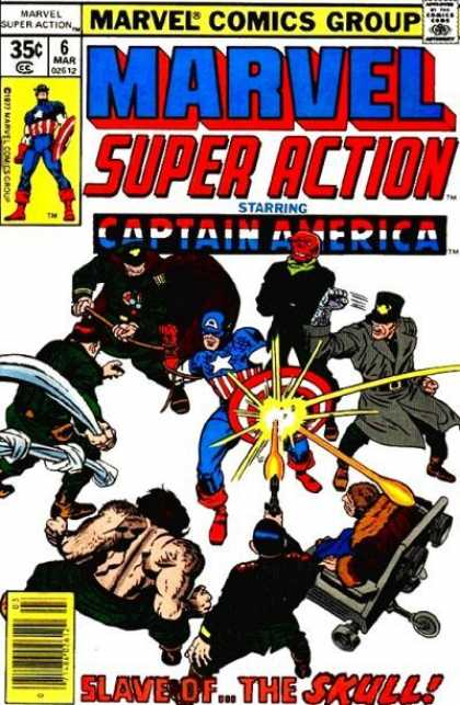 Marvel Super Action 6 - Jack Kirby