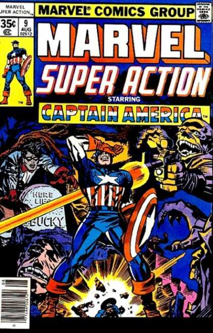 Marvel Super Action 9 - Jack Kirby