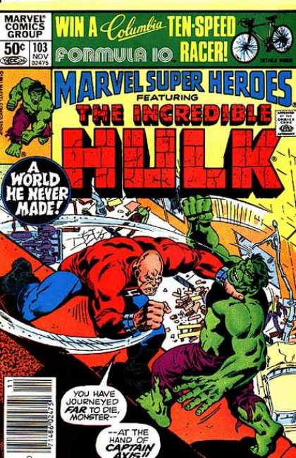 Marvel Super-Heroes 103
