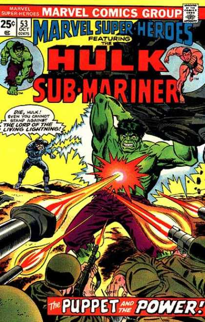 Marvel Super-Heroes 53