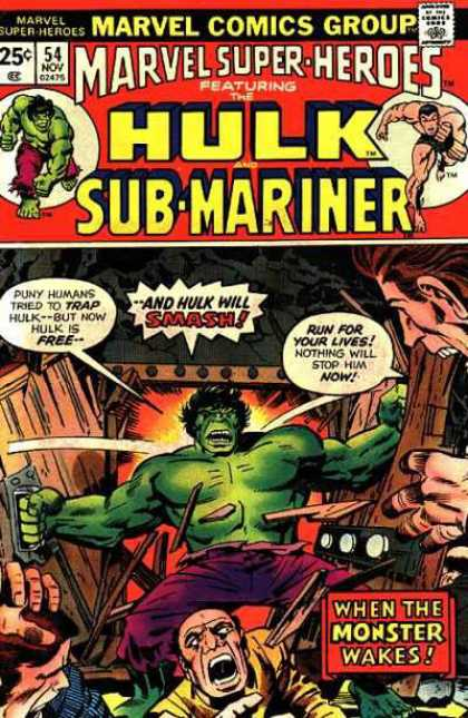 Marvel Super-Heroes 54
