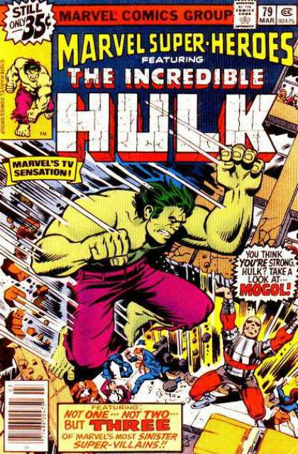 Marvel Super-Heroes 79