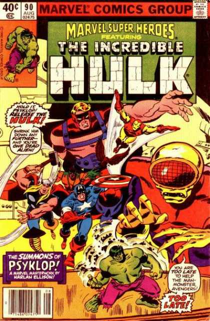 Marvel Super-Heroes 90
