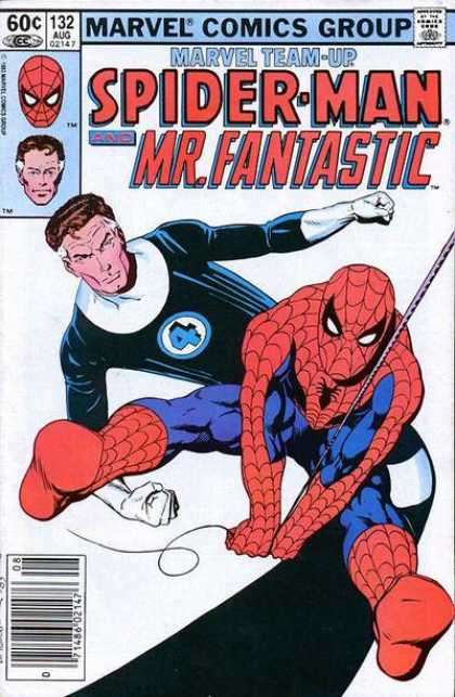 Marvel Team-Up 132 - Paul Smith