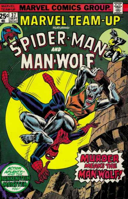Marvel Team-Up 37 - Looking At Marvels Venerable Title Marvel Team-up - The Motley Fool - A Studio Deal Could Bring Millions In Needed Tax Incentives - Ive Seen Spider-man Team Up With John Belushi And The Original Not-ready-for-pri - Every Loose End Tied Up Every Subplot Completed - This Is Item 1 In The Essential Marvel Team-up Series