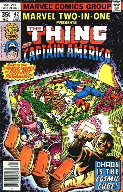 Marvel Two-In-One 42 - George Perez