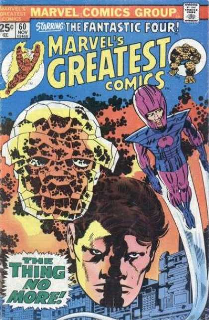 Marvel's Greatest Comics 60 - Jack Kirby, Joe Sinnott
