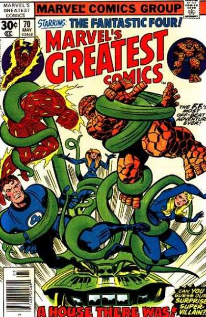 Marvel's Greatest Comics 70 - Joe Sinnott